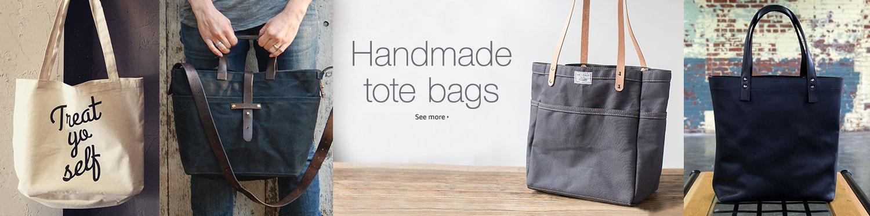 Handmade at Amazon: Handbags & Accessories