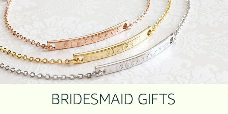 Handmade Bridesmaid Gifts