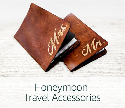 Honeymoon Travel Accessories