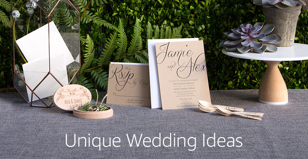 Handmade Unique Wedding Ideas