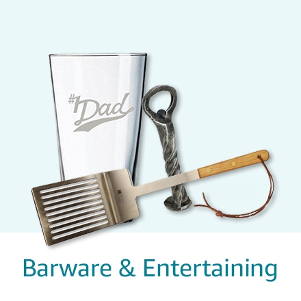 Handmade Barware & Entertaining Products