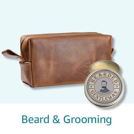 Handmade Beard and Grooming Gifts
