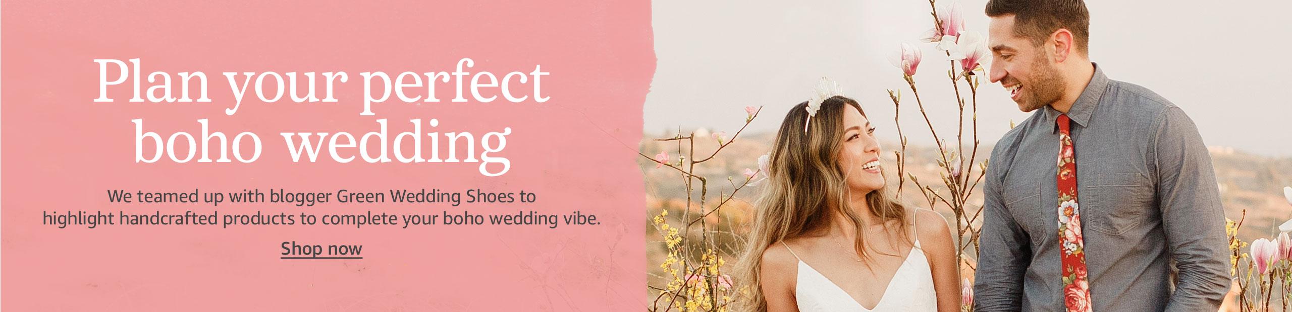 Boho Wedding Trends