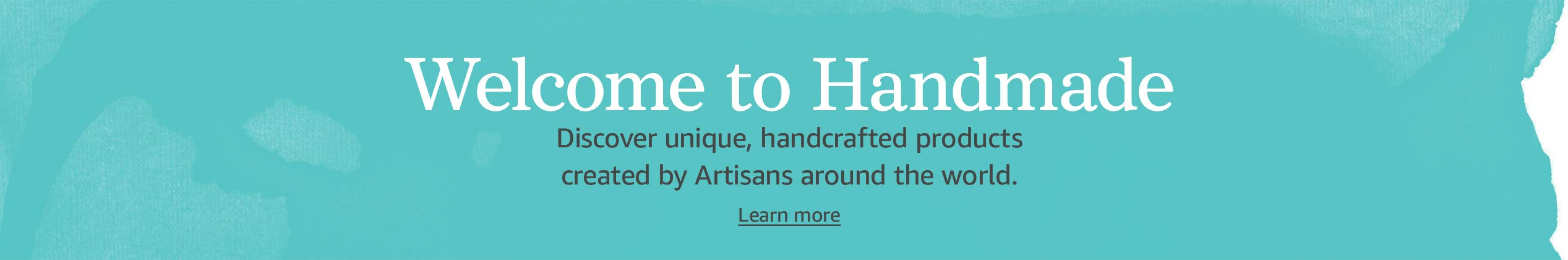 Welcome to Handmade