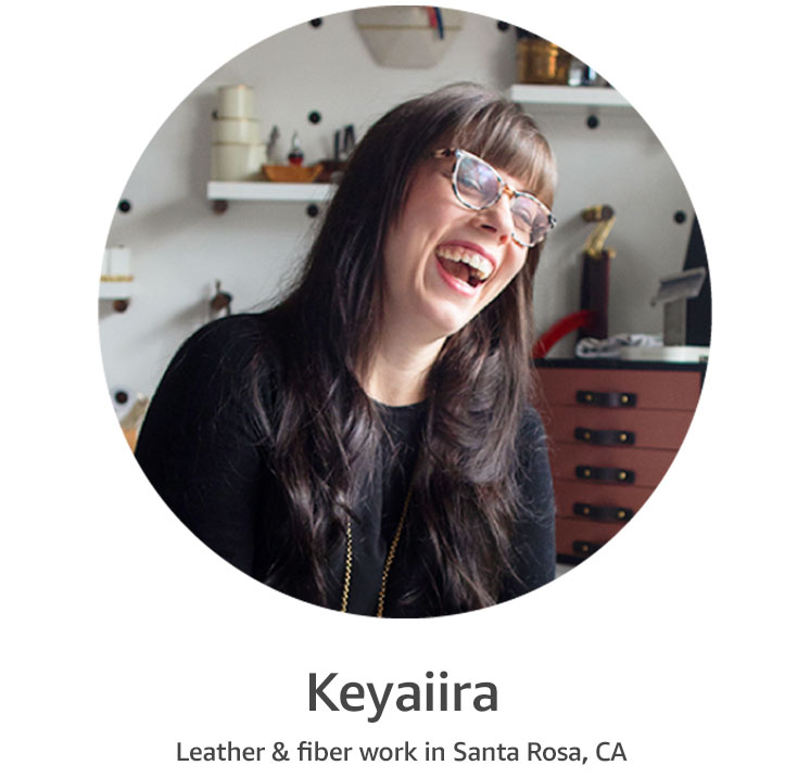 Featured Artisan: Keyaiira
