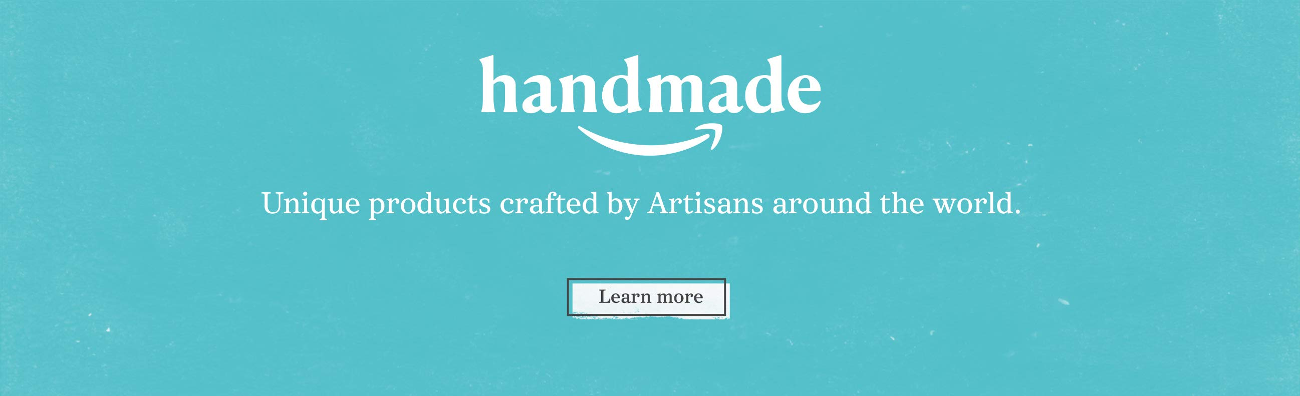Learn more about Amazon Handmade