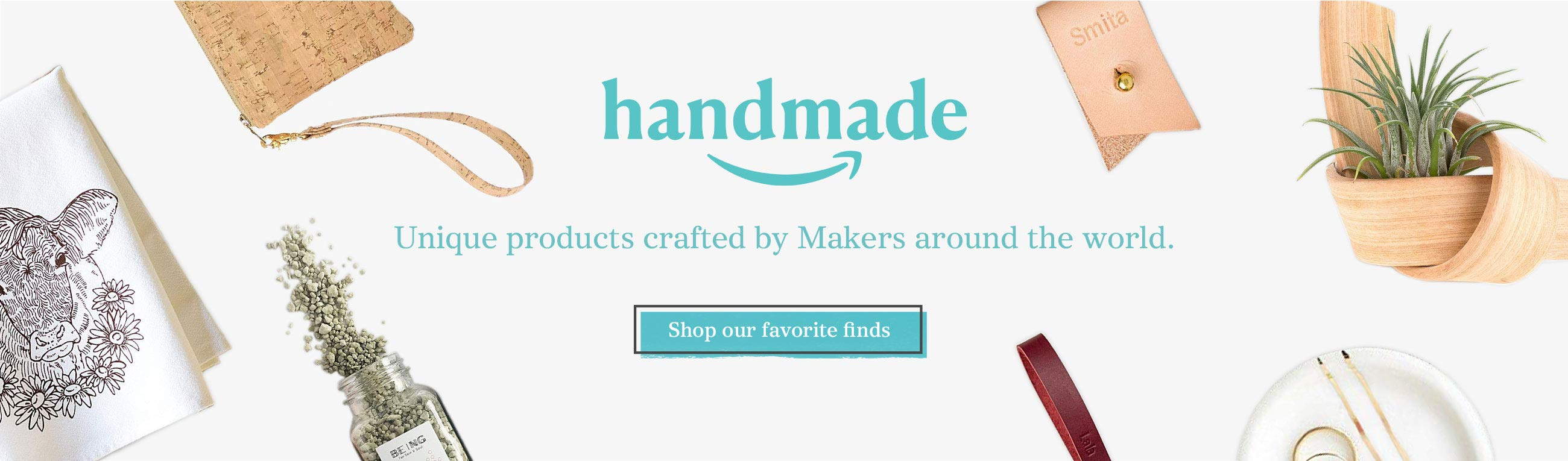 Amazon Handmade Favorite Finds