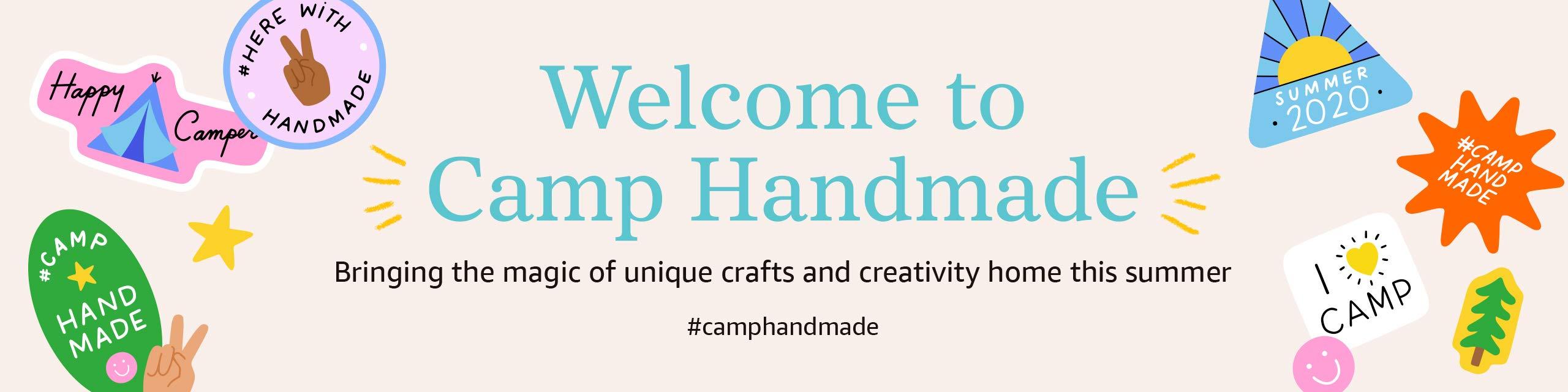 Welcome to Camp Handmade