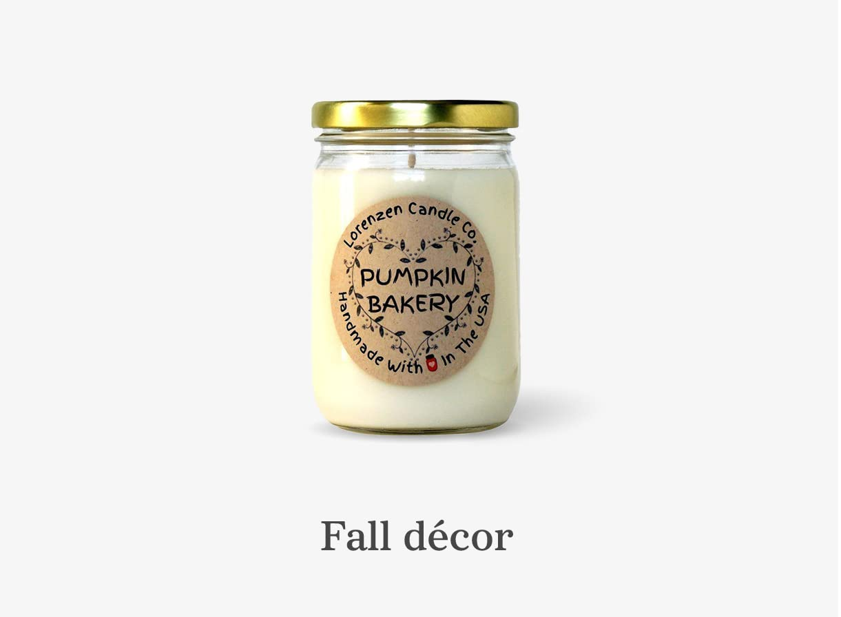 Fall décor