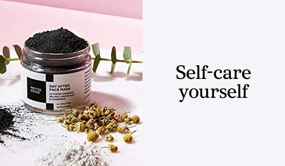 Self-care yourself