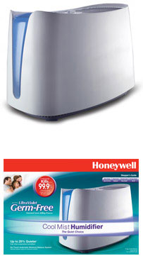 HCM-350 Honeywell Humidifier