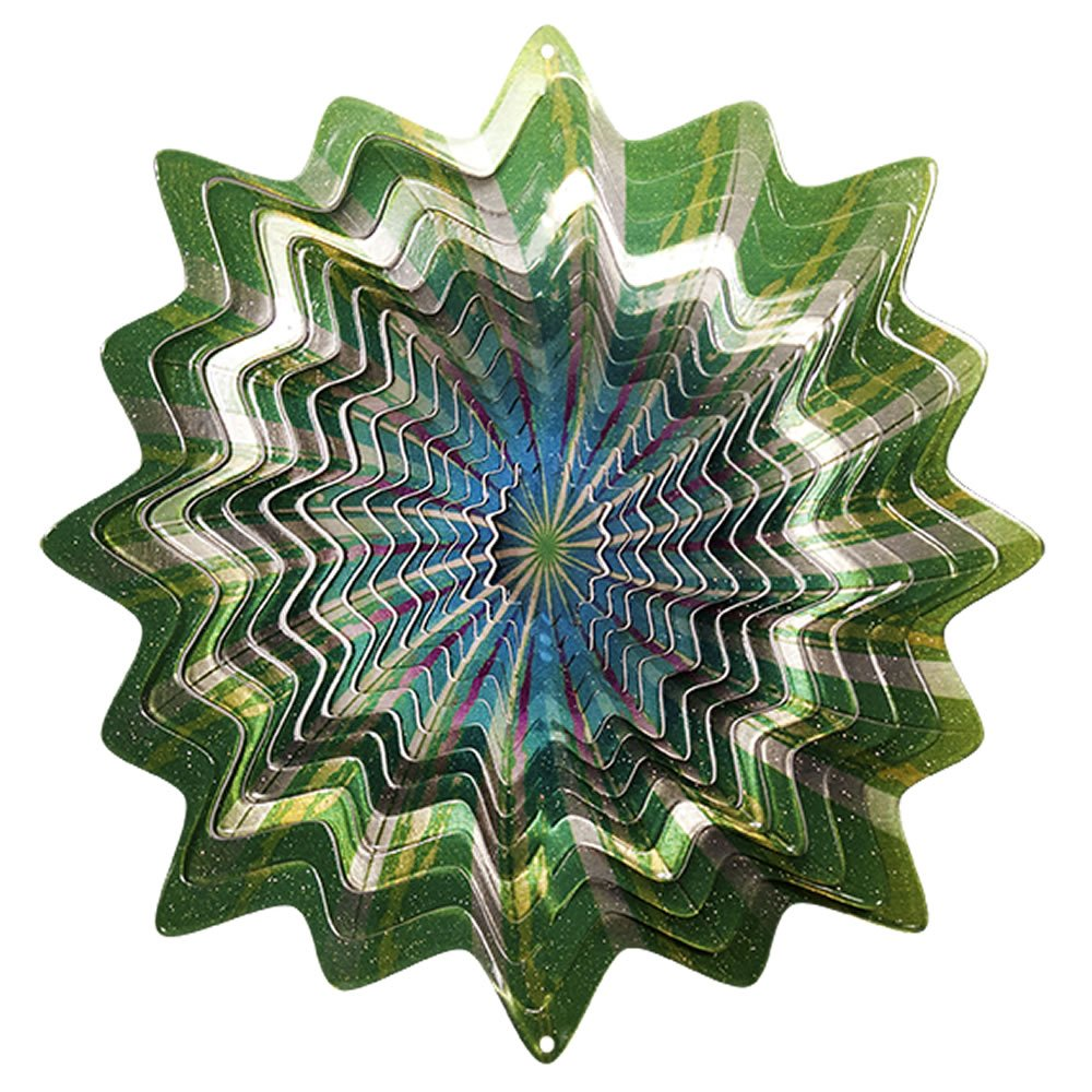 Amazon.com: Iron Stop D281-10 Designer Vortex Splash Wind ...