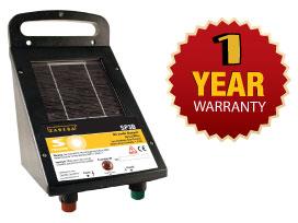 Amazon Com Zareba Sp3 Solar Low Impedance 3 Miles Fence