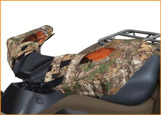 ATV Camo Seat Cover