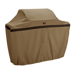 Amazon.com : Classic Accessories 53912 Terrazzo Grill Cover, Medium ...