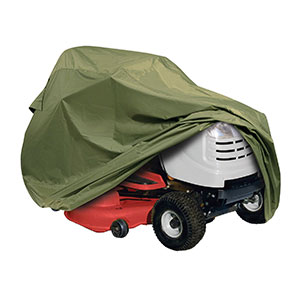 Amazon Com Classic Accessories Lawn Tractor Cover Olive