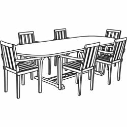 Find The Right Cover For Your Table And Chair Set
