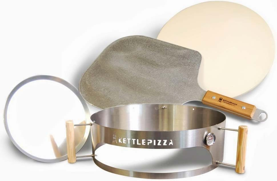 Amazon Com Made In Usa Kettlepizza Deluxe Usa Pizza Oven