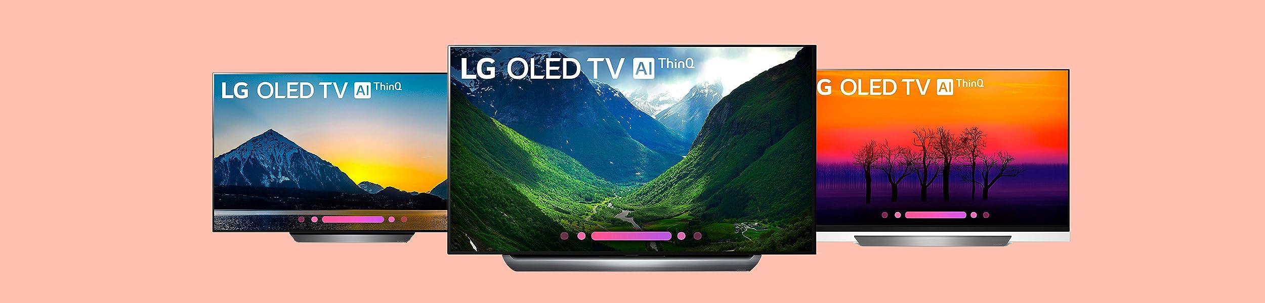 Save on 2018 LG OLED TVs