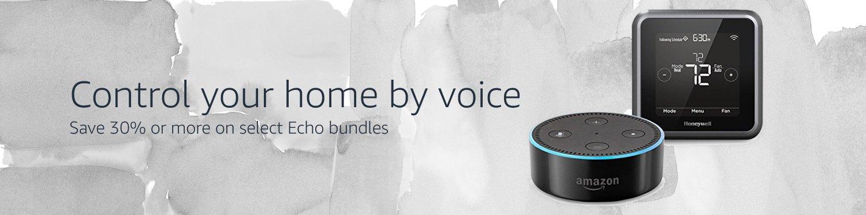 Save on Echo bundles