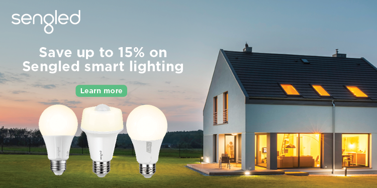 Save up to 15% on select Sengled light bulbs