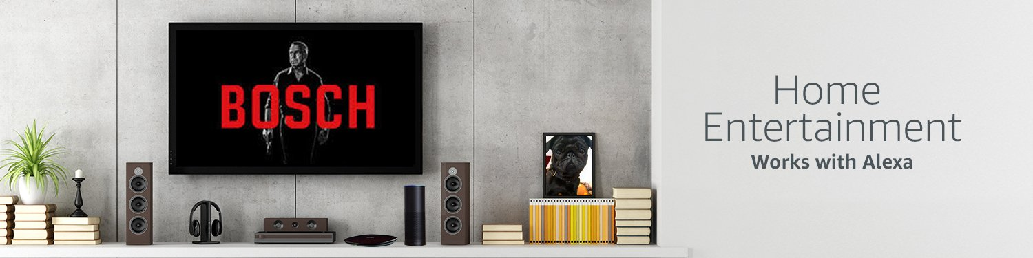 Use Your Voice To Control Your Home Entertainment Systems