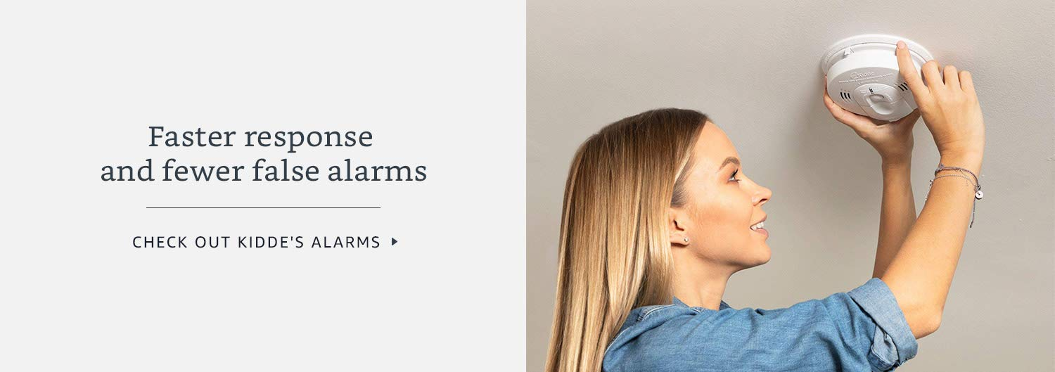 Faster response and less false alarms