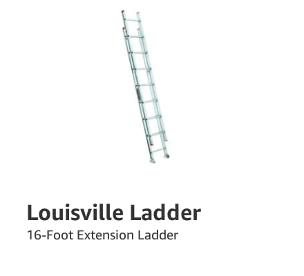 Louisville Ladder 16-Foot Extension Ladder