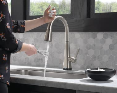 Touch faucet from Delta