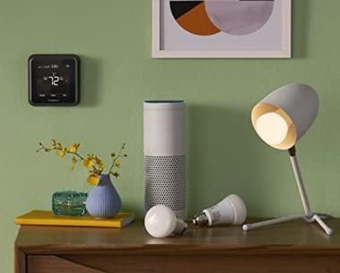 light bulbs and smart controls