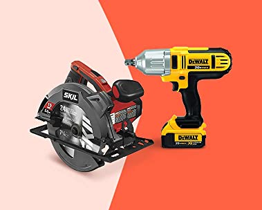 Save on power tools & tool sets