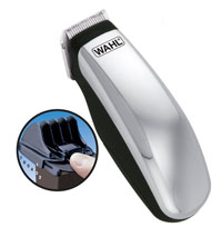wahl mustache cordless battery powered beard trimmer with conveni. Black Bedroom Furniture Sets. Home Design Ideas