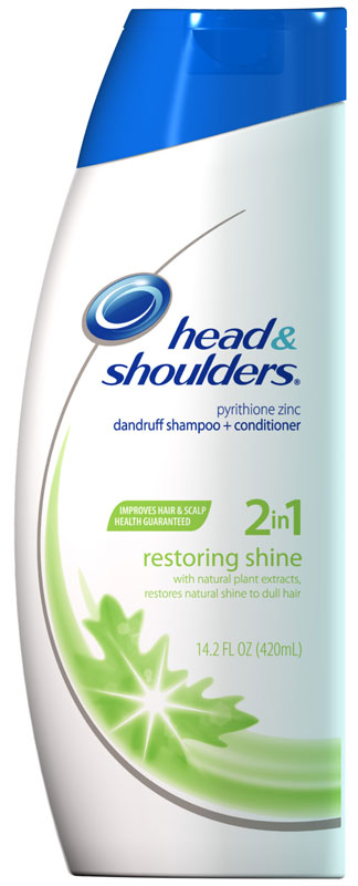 Amazon.com : Head and Shoulders 2 In 1 Pyrithione Zinc