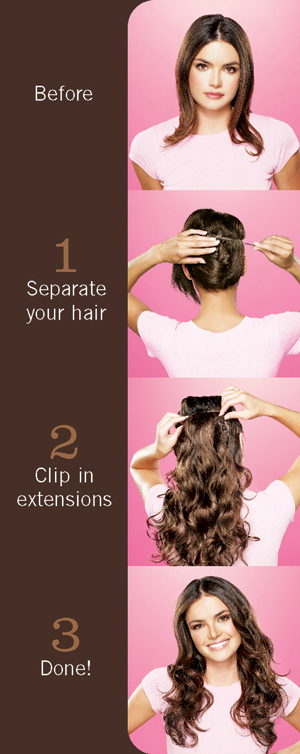 Amazon hairdo from jessica simpson and ken paves 23 quickly transform your hair for the look you want now its easy see how its done pmusecretfo Image collections