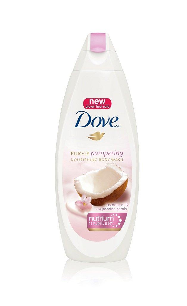 Amazon Com Dove Purely Pampering Body Wash Coconut Milk