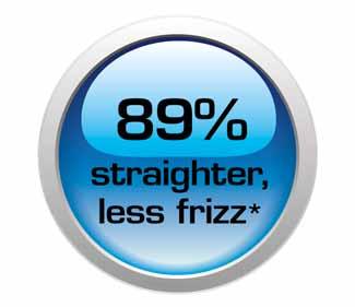 89 Percent straighter