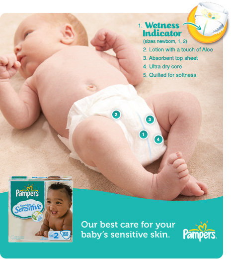 Buy Pampers Swaddlers Sensitive Disposable Diapers Newborn Size 0 (> 10 lb), 80 Count, SUPER on planetbmxngt.ml FREE SHIPPING on qualified orders.