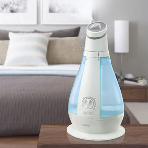 homedics oscillating cool mist humidifier manual