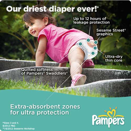 Amazon.com: Pampers Cruisers Ultra Diapers Size 5, 104