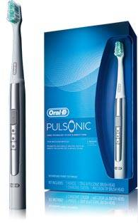 ORAL-B® PULSONIC ELECTRIC TOOTHBRUSH