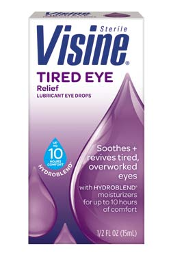 VISINE-A Eye Allergy Relief Eye Drops