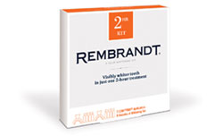 REMBRANDT 2-Hour Whitening Kit Product Shot