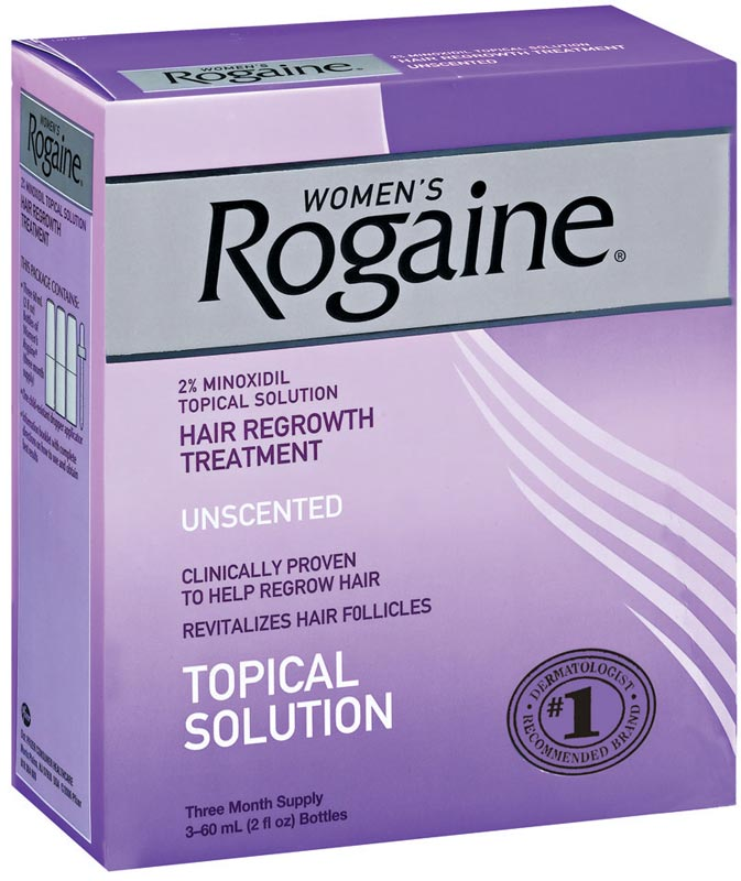 Amazon Com Rogaine For Women Hair Regrowth Treatment 3