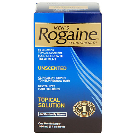 Unlike hair loss shampoos or hair thickening products that temporarily plump hair from the outside, Rogaine 5% Minoxidil Foam with Tricho-prime Technology penetrates into the scalp to reactivate shrunken hair follicles, allowing for new fuller, younger-looking hair to metin2wdw.gas: K.