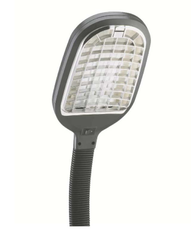 Natural Daylight Floor Lamp: Verilux Original Natural Spectrum Floor Lamp, Graphite Product Shot,Lighting