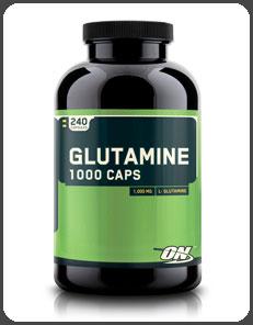 Optimum Nutrition GLUTAMINE CAPS 1000MG