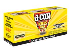 d-CON Ultra Set Covered Snap Trap (1-Count) Product Shot