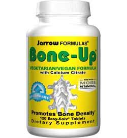 Jarrow Formulas Bone-Up Vegetarian, 120 Tablets Product Shot