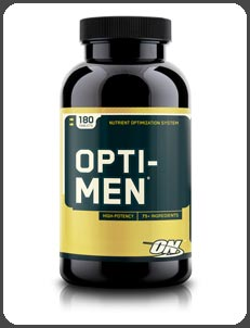 Optimum Nutrition OPTI-MEN (MEN'S MULTIPLE)