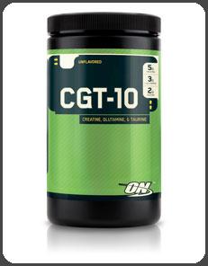 Optimum Nutrition CGT-10, Unflavored